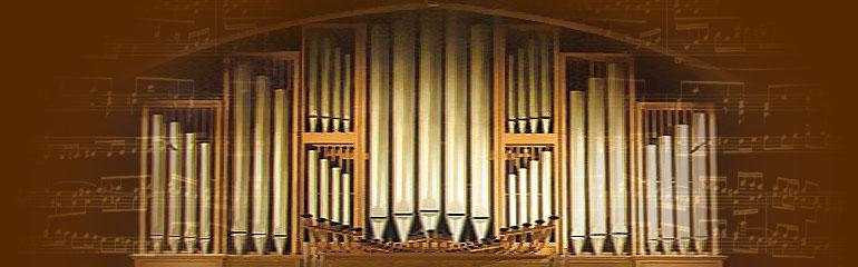 Organová hudba